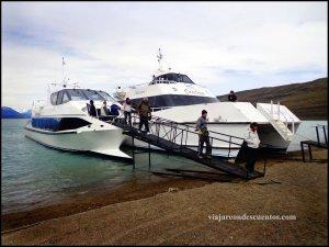 Embarcación Estancia Cristina