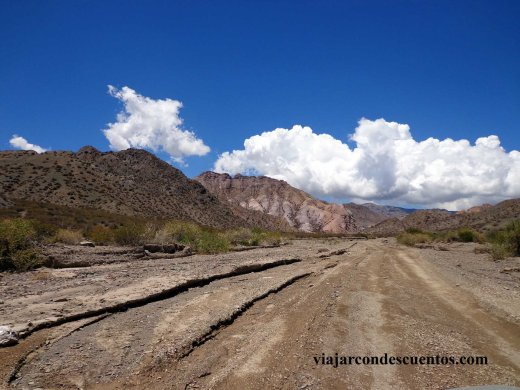 Camino a Cerro 7 colores