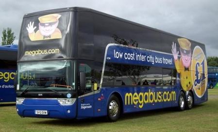 megabus EN ITALIA