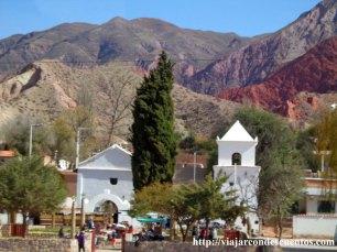 Iglesia de Uquia
