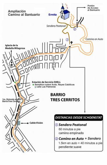 Plano Virgen del Cerro