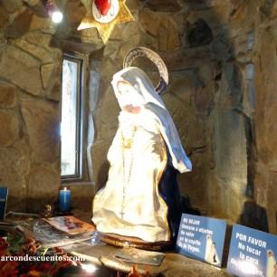 Virgen del Cerro. Salta