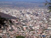 Vista de Salta