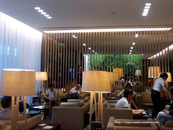 Lounge Amex 1