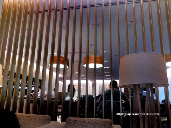 Lounge amex 2