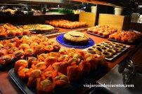 Desayuno Hilton Rome Airport 08