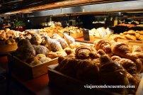 Desayuno Hilton Rome Airport 09