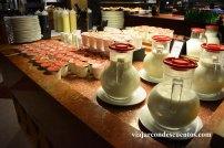 Desayuno Hilton Rome Airport 12