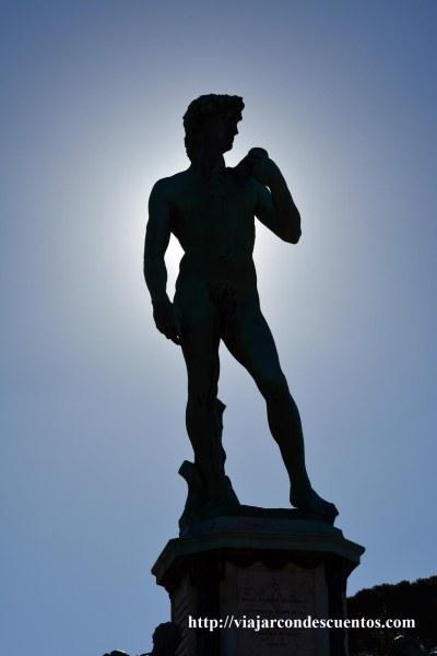 David en Piazzale Michelangelo