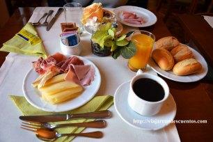Desayuno Hotel Pendini Firenze