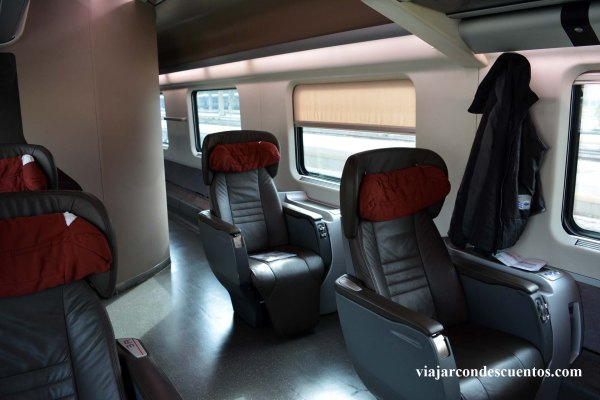 Executive Frecciarossa 1