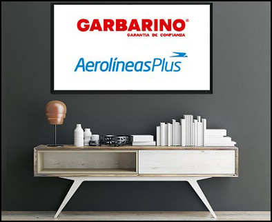 Garbarino Aerolineas Plus