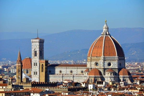 Vista desde Piazzale Michelangelo