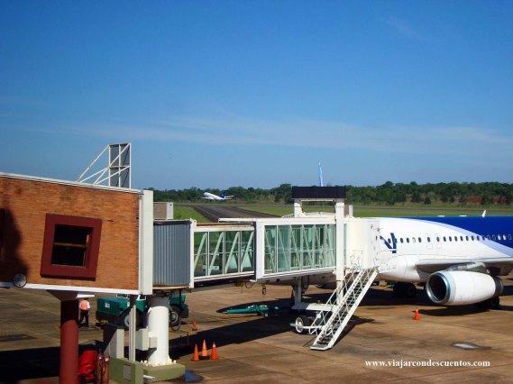 Aeropuerto de Iguazú