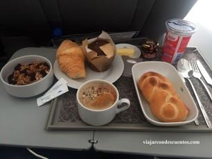 aerolíneas argentinas desayuno 2